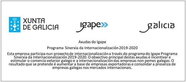 Ayudas de internacionalización del IGAPE
