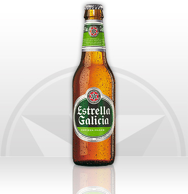 Estrella Galicia Pilsen