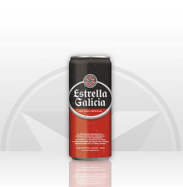 Estrella Galicia Special Can