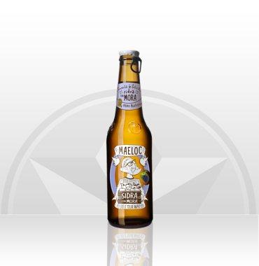 Maeloc Cider Blackberry flavour